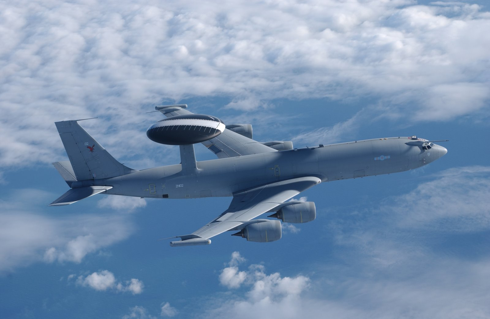 Arinc Data For The Uk Royal Air Force